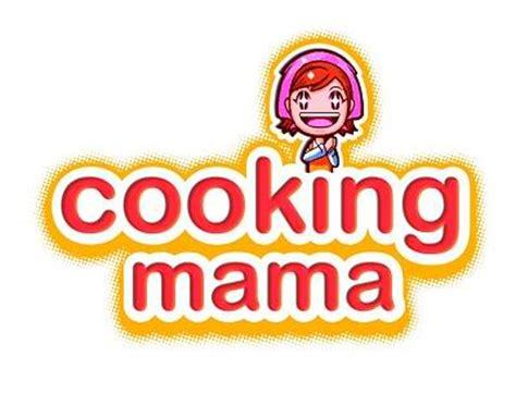 cooking mama logopedia fandom powered  wikia