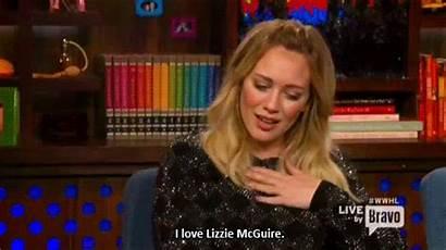 Lizzie Mcguire Hilary Duff Reunion Mini Bravo