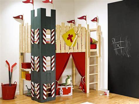 Kinderzimmer Deko Ritter by Hochbett Kunibert Ansicht Deko Hochbett Bett Und
