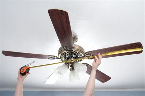 How To Measure Ceiling Fans Hunker