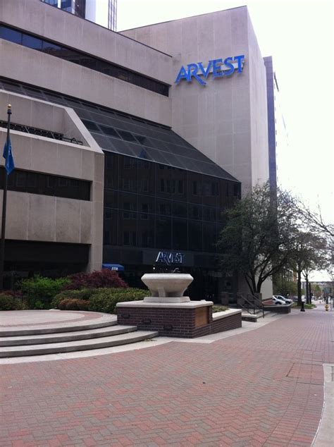 bank of oklahoma phone number arvest bank banks credit unions 502 s st