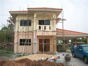 build homes building a house in thailand start to finish