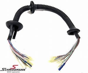 Schmiedmann Harness Repair Set For The Trunk Lid 550mm  12