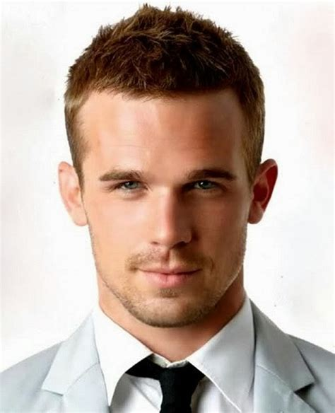 Cool Short Hairstyle Trends for Men 2014