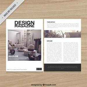 decoration magazine template vector free download With magazine layout templates free download