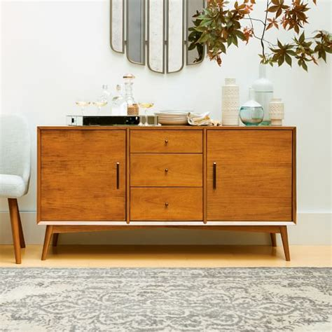 Mid Century Sideboard by Mid Century Buffet Large West Elm