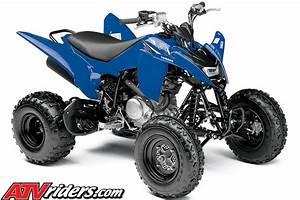 Quad 125 Yamaha : new 2011 yamaha raptor 125 youth sport atv announced ~ Nature-et-papiers.com Idées de Décoration