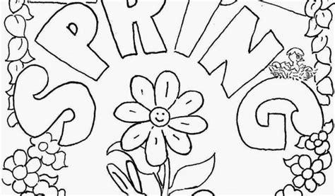 Spring Season Drawing