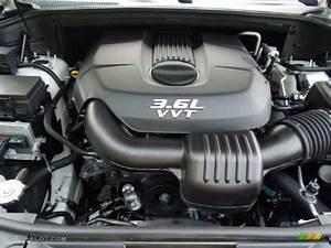 2013 Dodge Durango Sxt 3 6 Liter Dohc 24