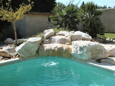 cascade de bassin exterieur