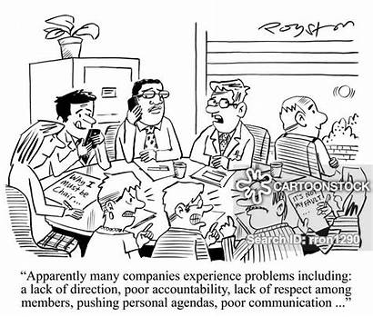 Communication Meeting Culture Corporate Workplace Bad Accountability