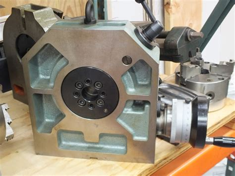 fs bison  rotary table wdividing plates