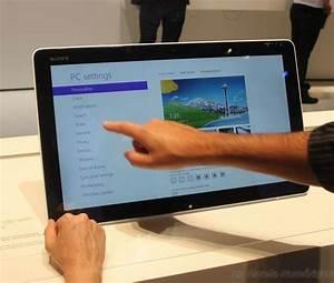 Tout En Un Tactile : ifa 2012 sony pr sente l ordinateur tout en un tablette tactile vaio tap 20 le monde numerique ~ Medecine-chirurgie-esthetiques.com Avis de Voitures