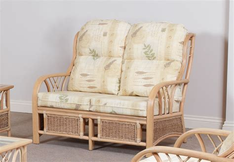 Conservatory Settee by New York Conservatory Furniture Two Seater Sofa