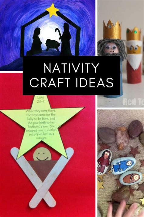 nativity craft ideas activities your preschoolers will 783 | Nativity Craft Ideas
