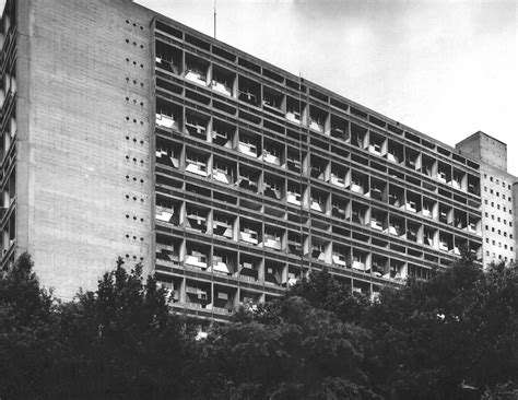 Petit Cabanon: Unite D'Habitation Berlin