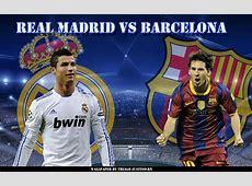 imagenes del partido barcelona vs real madrid en vivo