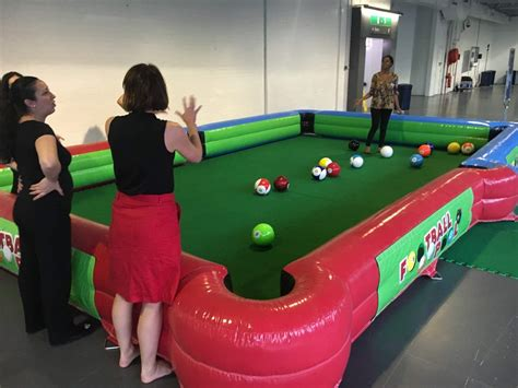 Football Pool Table