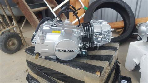 125 ccm motor yx 125 ccm motor mit e start honda monkey dax kepspeed