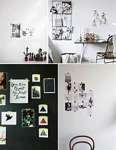 Accrocher Photos Au Mur Sans Abimer : accrocher des photos stunning accrocher un tapis au mur ~ Zukunftsfamilie.com Idées de Décoration