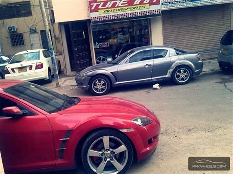 what kind of car is mazda mazda rx8 type s 2003 for sale in karachi pakwheels