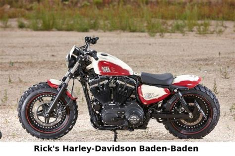 Harley Davidson Forty Eight Modification by Harley Davidson Sportster Forty Eight Home