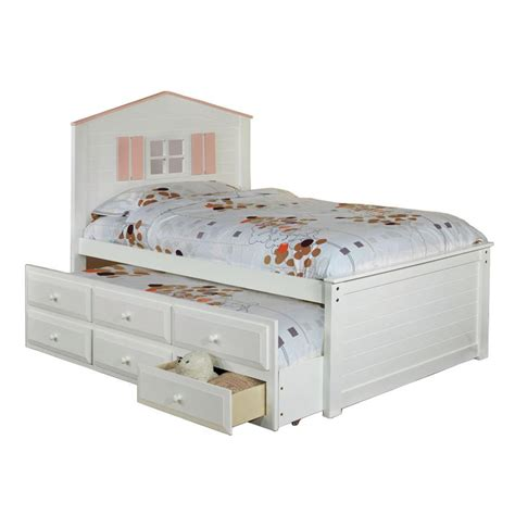 sears trundle bed venetian worldwide lakes captain bed w trundle