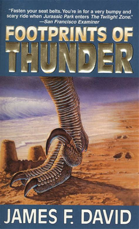 footprints  thunder  james  david