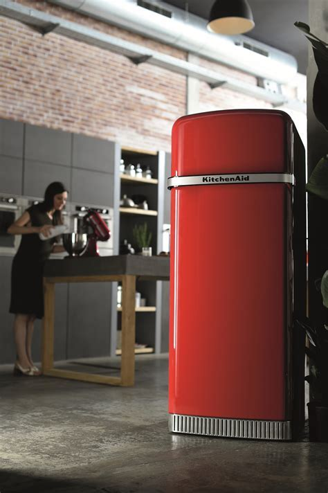 New Iconic Fridge by KitchenAid   HA Household Appliances