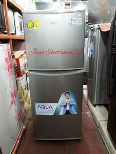 Jual Kulkas 2 Pintu Sanyo Aqua D240 No Frost Di Lapak Jaya