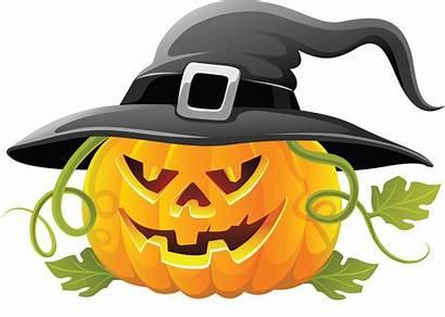 Halloween Clipart Clip Transparent Pumpkin Witch Hat