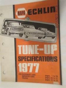 Vintage Napa Echlin Tune