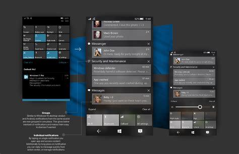Fluent Design Windows 1.0 Concept