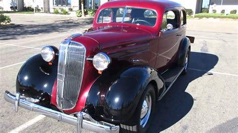 1936 Chevy 2 Door Sedan Hot Rod On Govliquidation.com