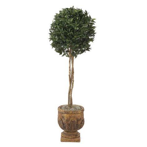 Replace Your Holiday Decorations With An Artificial Topiary
