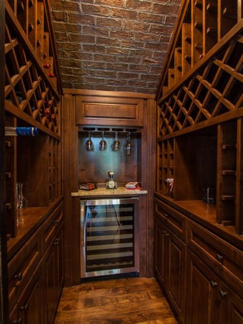 Small Wine Cellar Home Design Ideas, Pictures, Remodel And