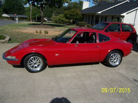 1970 Opel Gt by 1970 Opel Gt Classic Opel Other 1970 For Sale