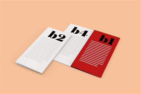 Free 4 Panel Fold Brochure Mockup Psd Mockups Free 4 Panel Fold Brochure Mockup Psd Mockups