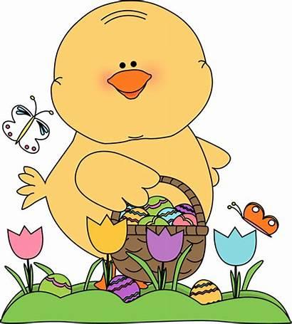 Easter Egg Chick Hunt Clip Eggs Graphics