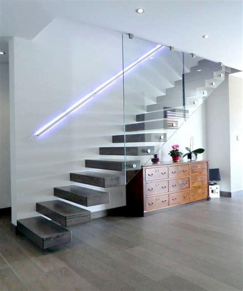 mur en verre interieur les 25 meilleures id 233 es concernant garde corps en verre sur re en verre escalier
