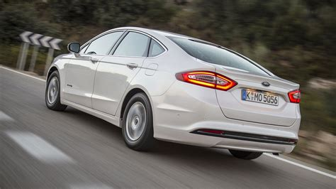 Ford Mondeo Titanium 2.0 Tivct Hybrid (2017) Review By Car