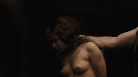 Naked Jessica Barden In Penny Dreadful
