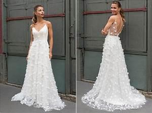 robes de mariee 5 tendances pour 2018 With robe de mariée tendance 2018