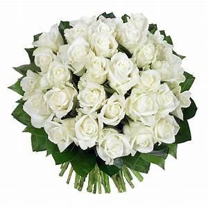 Bouquet Fleurs Blanches : bouquet de roses blanches images ~ Premium-room.com Idées de Décoration