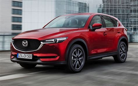 Mazda Cx-5 (2017) Wallpapers And Hd Images