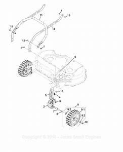 Exmark Ecka30 S  N 314 000 000  U0026 Up Parts Diagram For Front
