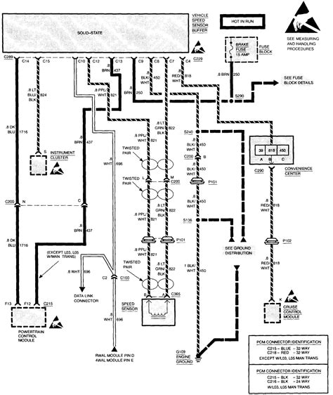 94 Chevy 1500 Transfer Wiring Diagram by My Speedometer Dances On 1994 Chevy 1500 Truck I Replaced