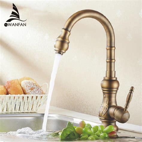 kitchen faucets bronze finish aliexpress buy free shipping antique bronze finish