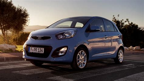 Kia Picanto Backgrounds by Kia Picanto 5 Door 2011 Wallpapers And Hd Images Car Pixel
