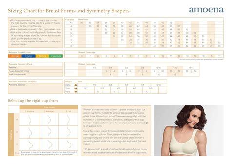 amoena breast forms size chart amoena isadora bra seasonal color raspberry heide s